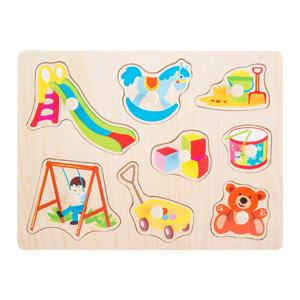 Puzzel speeltuin